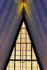 USAFA chapel