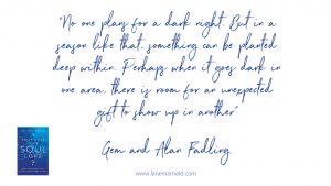Gem & Alan Fadling Quote
